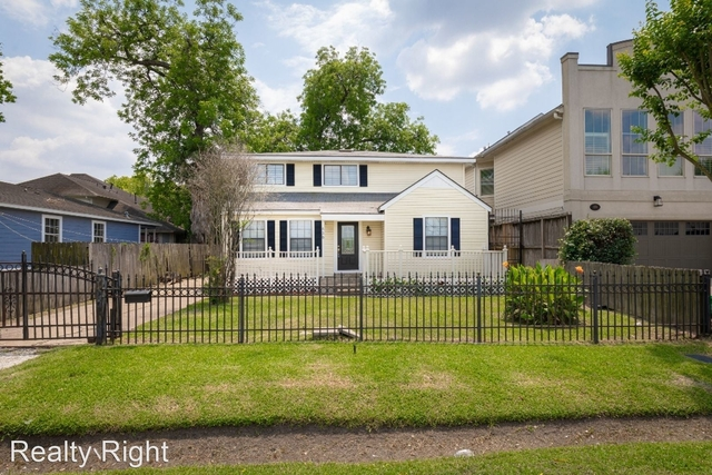 4 Bedrooms, Sunset Heights Rental in Houston for $2,600 - Photo 1