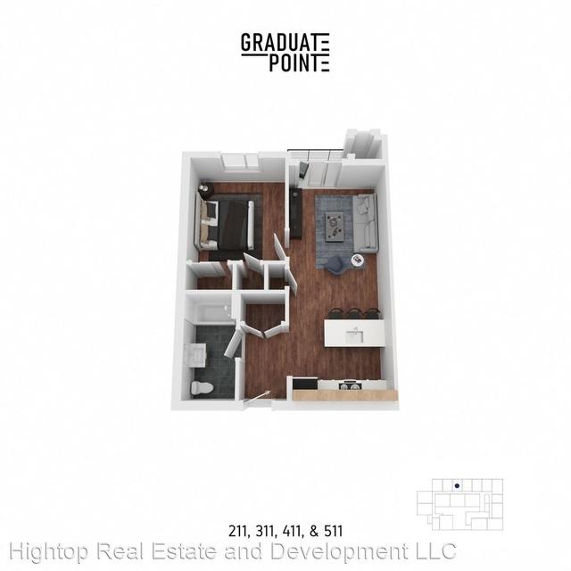 1 Bedroom, Graduate Hospital Rental in Philadelphia, PA for $1,650 - Photo 1