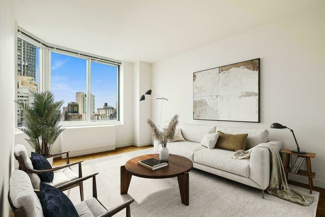 1 Bedroom, Financial District Rental in NYC for $3,413 - Photo 1