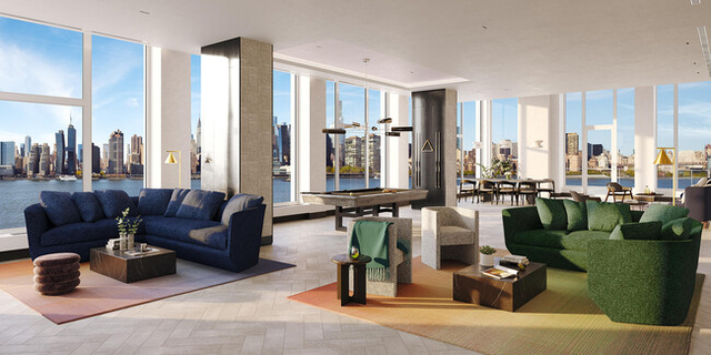 2 Bedrooms, Hunters Point Rental in NYC for $3,525 - Photo 1