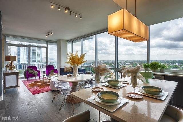 2 Bedrooms, Midtown Rental in Houston for $3,405 - Photo 1