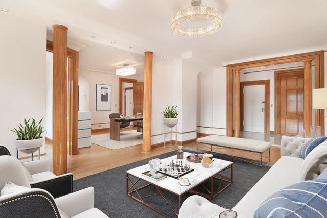 5 Bedrooms, Upper West Side Rental in NYC for $14,500 - Photo 1