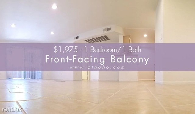1 Bedroom, NoHo Arts District Rental in Los Angeles, CA for $1,975 - Photo 1