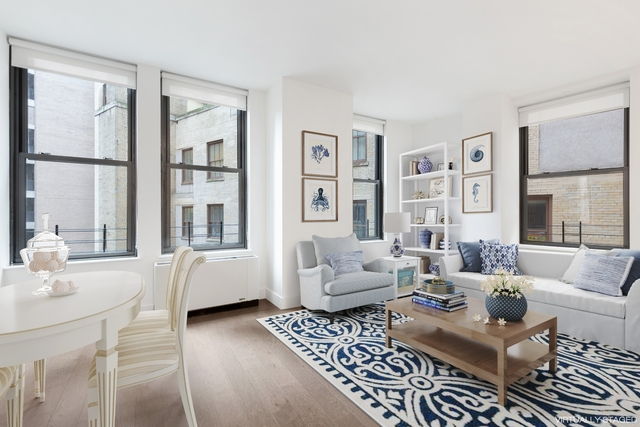 1 Bedroom, Financial District Rental in NYC for $3,496 - Photo 1