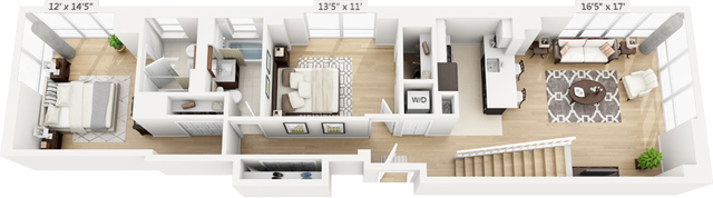 2 Bedrooms, Manhattan Valley Rental in NYC for $8,383 - Photo 1