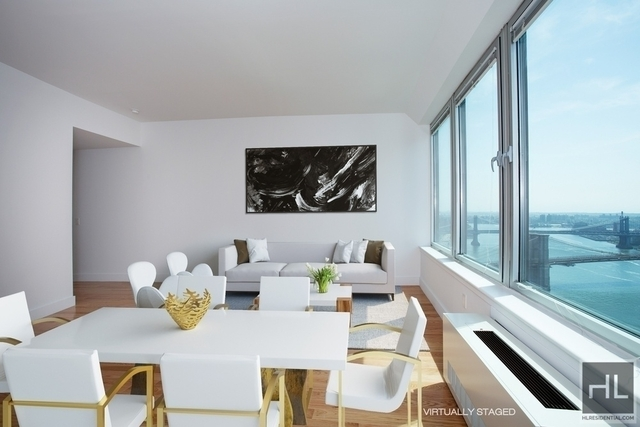 Studio, Financial District Rental in NYC for $3,760 - Photo 1