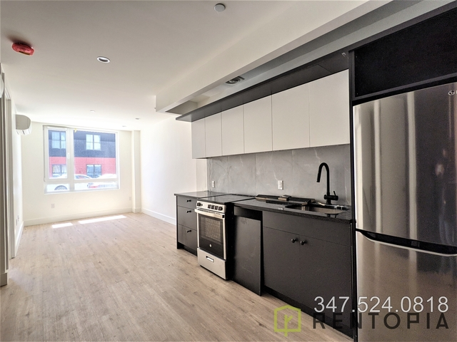1 Bedroom, Ocean Hill Rental in NYC for $2,138 - Photo 1