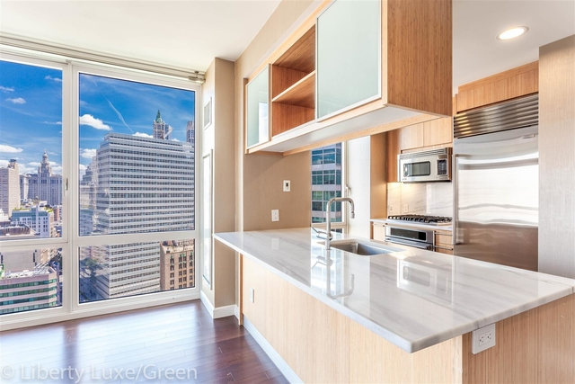 2 Bedrooms, Battery Park City Rental in NYC for $8,308 - Photo 1