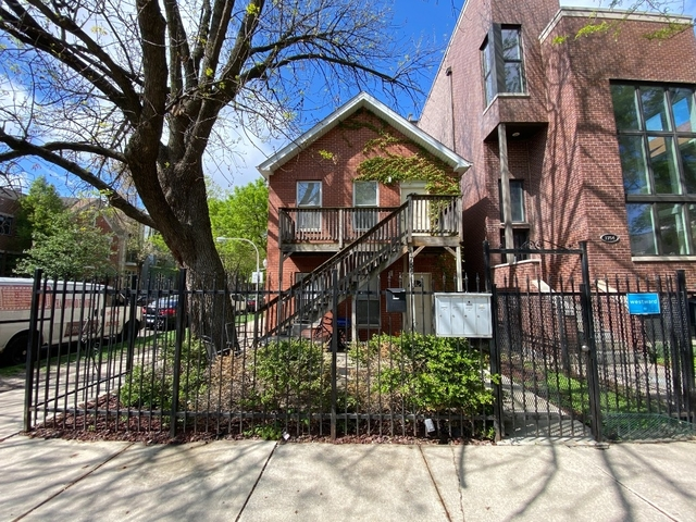 2 Bedrooms, Wicker Park Rental in Chicago, IL for $2,100 - Photo 1