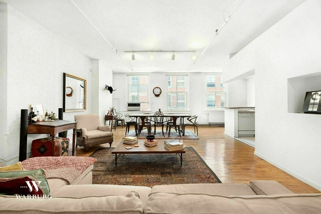 Studio, SoHo Rental in NYC for $5,800 - Photo 1