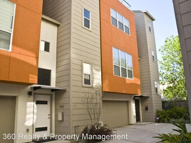 3 Bedrooms, Washington Avenue - Memorial Park Rental in Houston for $2,900 - Photo 1