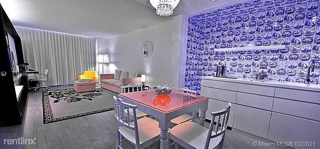 1 Bedroom, West Avenue Rental in Miami, FL for $5,500 - Photo 1