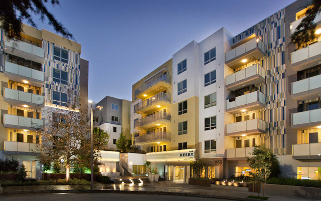2 Bedrooms, NoHo Arts District Rental in Los Angeles, CA for $3,332 - Photo 1