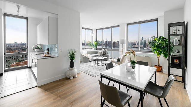2 Bedrooms, Hunters Point Rental in NYC for $7,788 - Photo 1