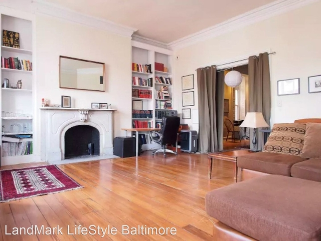 1 Bedroom, Bolton Hill Rental in Baltimore, MD for $1,395 - Photo 1