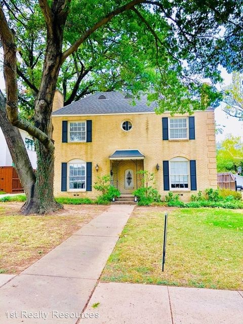 2 Bedrooms, University West Rental in Dallas for $2,195 - Photo 1