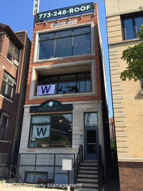 2 Bedrooms, Wrigleyville Rental in Chicago, IL for $2,000 - Photo 1