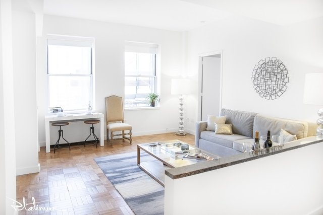 1 Bedroom, Financial District Rental in NYC for $4,289 - Photo 1