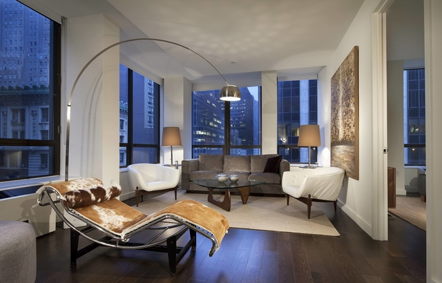 Studio, Financial District Rental in NYC for $3,598 - Photo 1