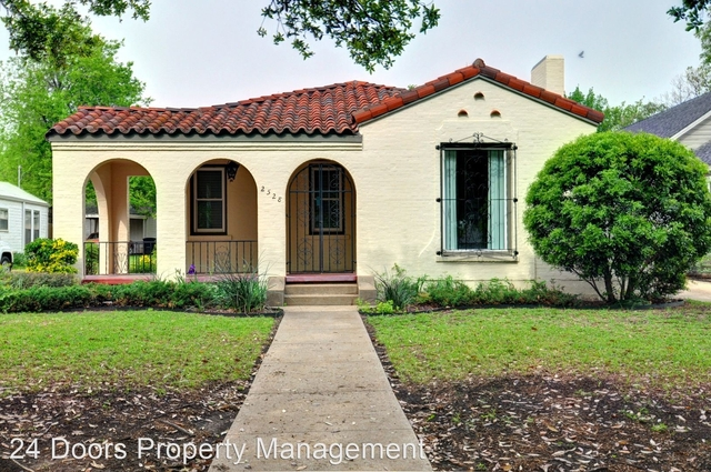 3 Bedrooms, University West Rental in Dallas for $3,200 - Photo 1