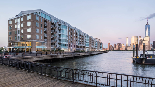2 Bedrooms, Exchange Place North Rental in NYC for $4,365 - Photo 1