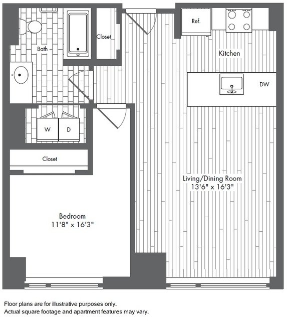 1 Bedroom, Seaport District Rental in Boston, MA for $3,115 - Photo 1