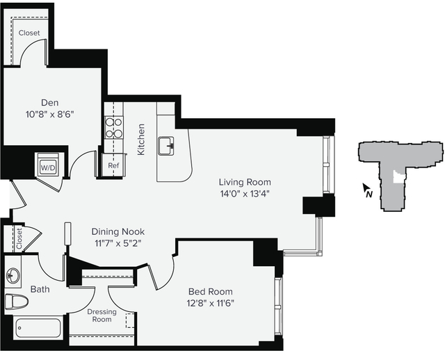 1 Bedroom, East Cambridge Rental in Boston, MA for $3,414 - Photo 1