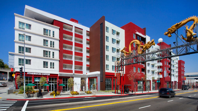 1 Bedroom, Chinatown Rental in Los Angeles, CA for $2,510 - Photo 1