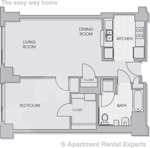 1 Bedroom, Cambridgeport Rental in Boston, MA for $3,742 - Photo 1