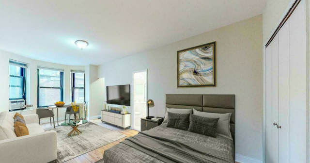 Studio, Theater District Rental in NYC for $1,500 - Photo 1