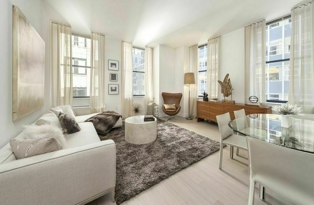2 Bedrooms, Financial District Rental in NYC for $6,559 - Photo 1