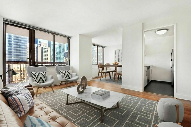 1 Bedroom, Theater District Rental in NYC for $3,543 - Photo 1