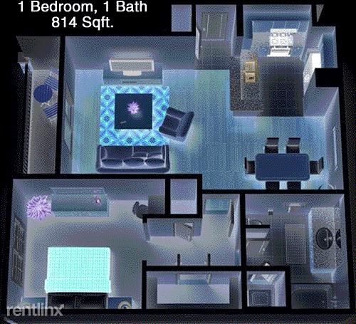 1 Bedroom, Sanbridge Apartments Rental in Houston for $1,120 - Photo 1