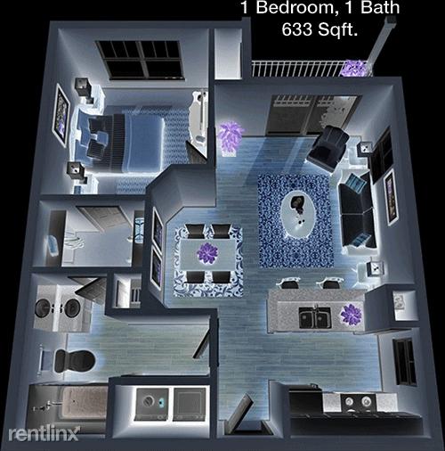 1 Bedroom, Pasadena Rental in Houston for $1,070 - Photo 1
