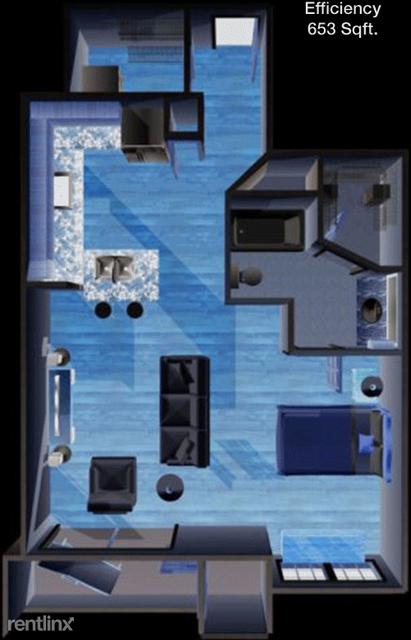 1 Bedroom, Uptown-Galleria Rental in Houston for $1,158 - Photo 1