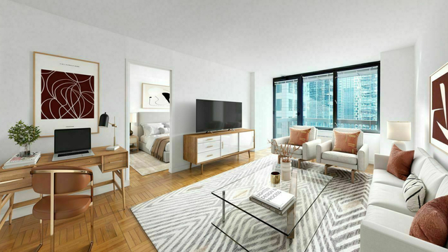1 Bedroom, Theater District Rental in NYC for $3,708 - Photo 1