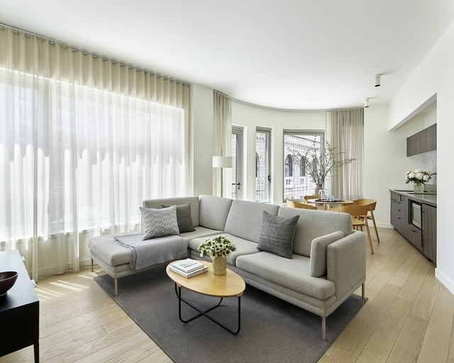 2 Bedrooms, Financial District Rental in NYC for $5,129 - Photo 1