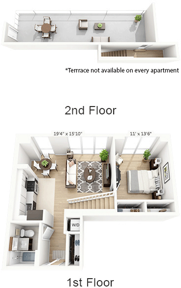 1 Bedroom, Manhattan Valley Rental in NYC for $3,989 - Photo 1