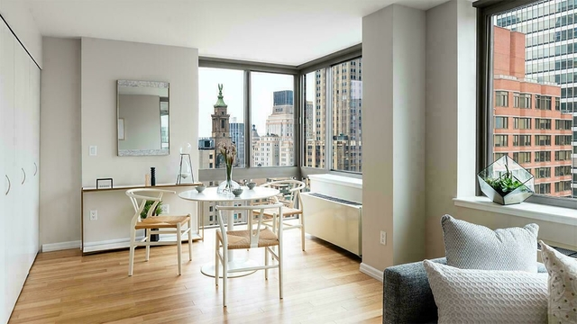 2 Bedrooms, Financial District Rental in NYC for $6,426 - Photo 1
