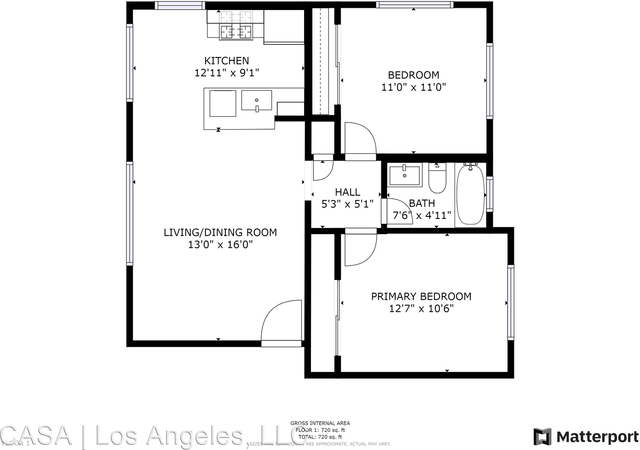 3 Bedrooms, Chinatown Rental in Los Angeles, CA for $2,849 - Photo 1