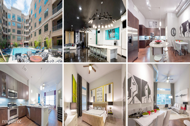 1 Bedroom, Uptown-Galleria Rental in Houston for $1,108 - Photo 1