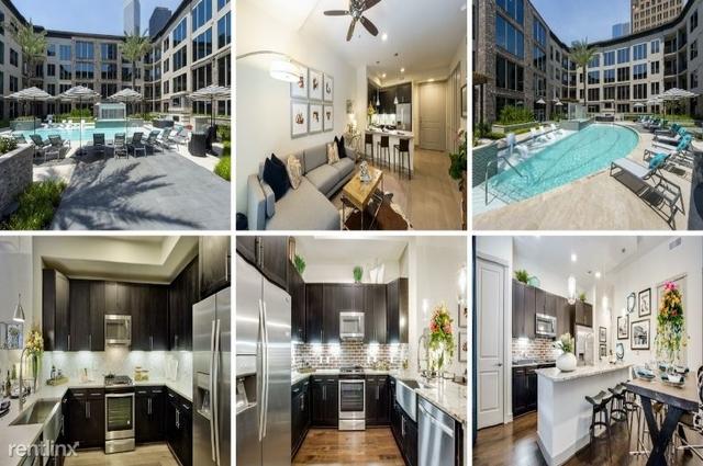 1 Bedroom, Downtown Houston Rental in Houston for $1,488 - Photo 1