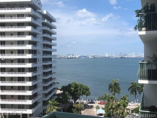 2 Bedrooms, Miami Financial District Rental in Miami, FL for $2,800 - Photo 1