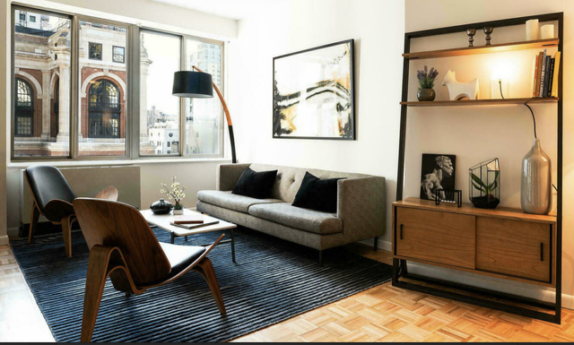 1 Bedroom, Financial District Rental in NYC for $5,330 - Photo 1