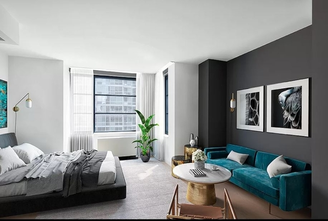 Studio, Hell's Kitchen Rental in NYC for $4,032 - Photo 1