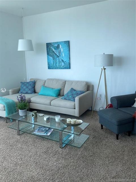 2 Bedrooms, Miami Financial District Rental in Miami, FL for $4,800 - Photo 1