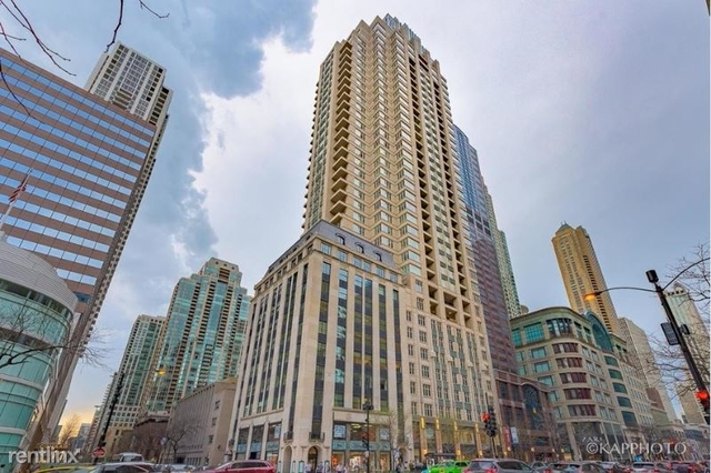 1 Bedroom, Magnificent Mile Rental in Chicago, IL for $5,800 - Photo 1