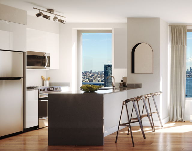 2 Bedrooms, Hunters Point Rental in NYC for $3,792 - Photo 1