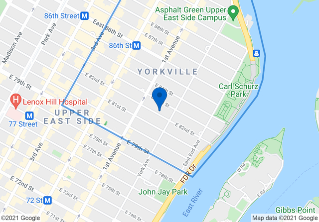 Studio, Yorkville Rental in NYC for $1,554 - Photo 1