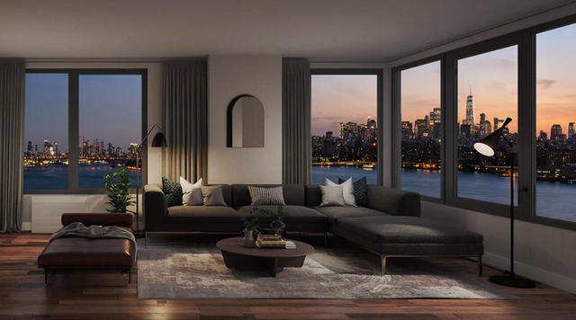 2 Bedrooms, Hunters Point Rental in NYC for $4,945 - Photo 1
